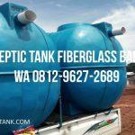 Jual Septic Tank Fiberglass di Bandung