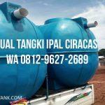 Jual Tangki IPAL di Ciracas Jakarta Timur
