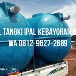 Jual Tangki IPAL di Kebayoran Baru Jakarta Selatan