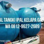 Jual Tangki IPAL di Kelapa Gading Jakarta Utara