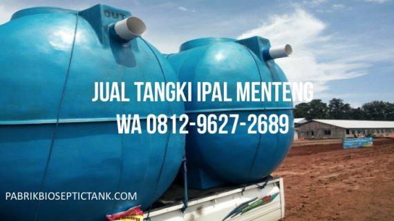 Jual Tangki IPAL di Menteng Jakarta Pusat