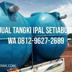 Jual Tangki IPAL di Setiabudi Jakarta Selatan