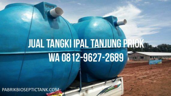 Jual Tangki IPAL di Tanjung Priok Jakarta Utara