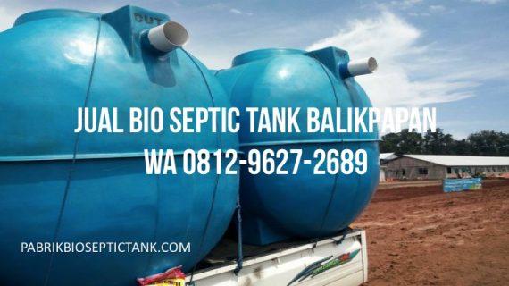 Jual Bio Septic Tank di Balikpapan