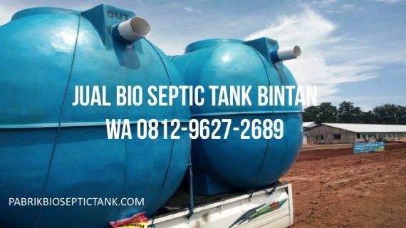 Jual Bio Septic Tank di Bintan