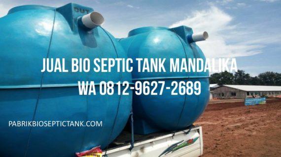 Jual Bio Septic Tank di Mandalika Lombok