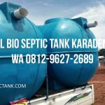 Jual Bio Septic Tank di Karadenan Cibinong Bogor