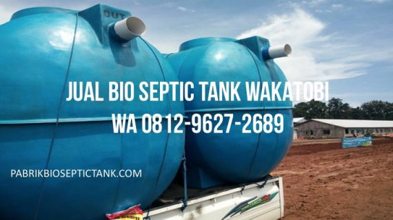 Jual Bio Septic Tank di Wakatobi