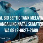 Pabrik Bio Septic Tank Melayani Mandailing Natal Sumatera Utara