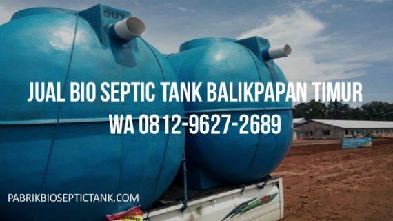 Jual Bio Septic Tank Melayani Balikpapan Timur