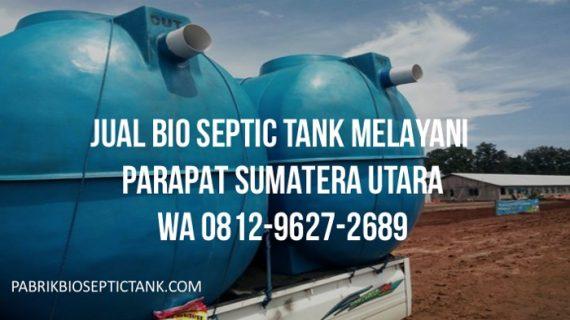 Pabrik Bio Septic Tank Melayani Parapat Sumatera Utara