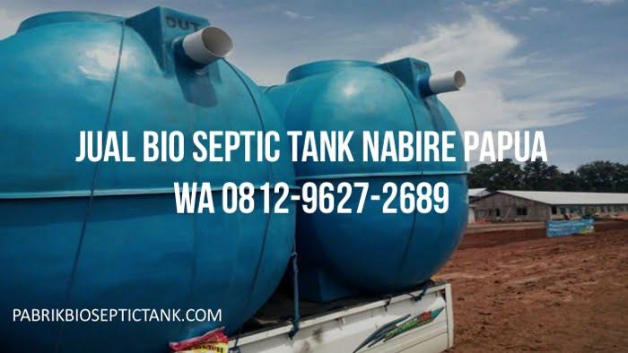 Jual Bio Septic Tank Melayani Nabire Papua