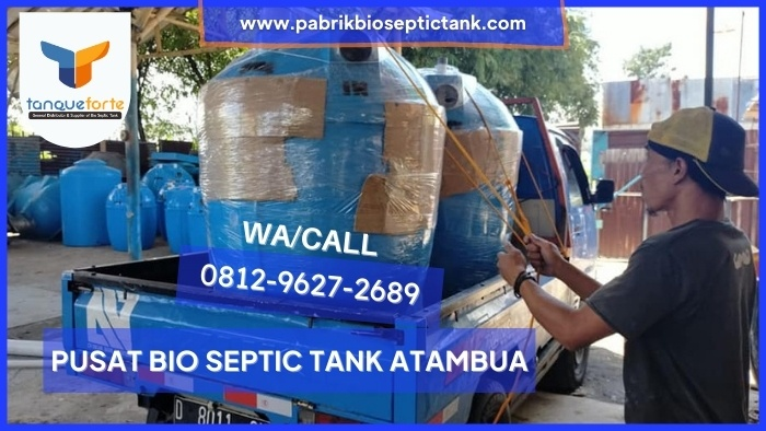 Jual Bio Septic Tank Melayani Atambua